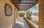 Front patio under pergola
