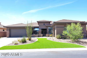 Sonoma model in Anthem Country Club