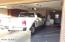 Large, long garage able to accommodate full size pickup