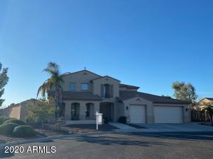 5822 W LUDDEN MOUNTAIN Drive, Glendale, AZ 85310