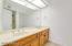 Master Bath/Dual Sinks