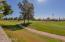 An enviable interior golf course view