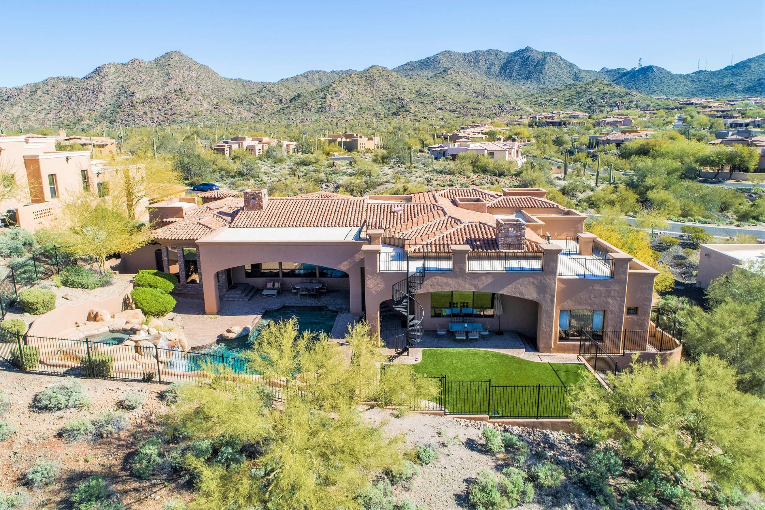 Photo of 4318 N DESERT OASIS Circle, Mesa, AZ 85207