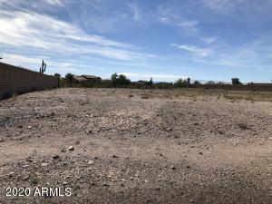 Well located, vacant golf course lot to build your dream home in prestigious Blackstone at Vistancia