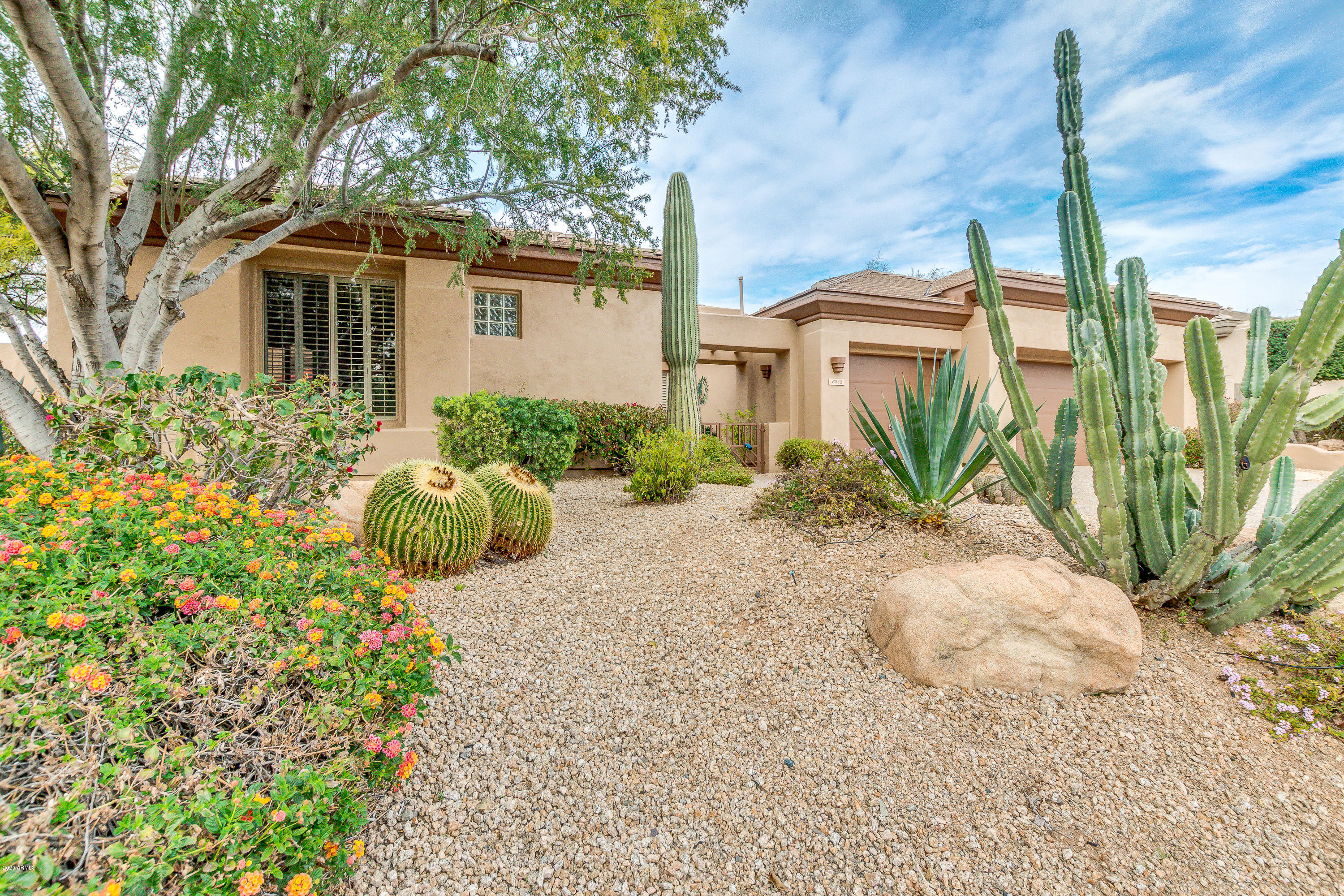 Photo of 6242 E AMBER SUN Drive, Scottsdale, AZ 85266
