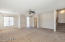 Walk in and find a large open floor plan, with great room and dine in kitchen.
