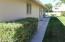 Side yard walk way