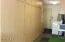Lots of additional garage storage cabinets