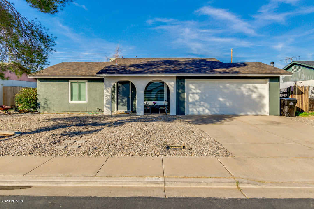 Photo of 2312 W OLLA Avenue, Mesa, AZ 85202