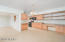 Lots of cabinets and built-ins