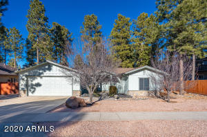 1866 S HIGHLAND MESA Road, Flagstaff, AZ 86001