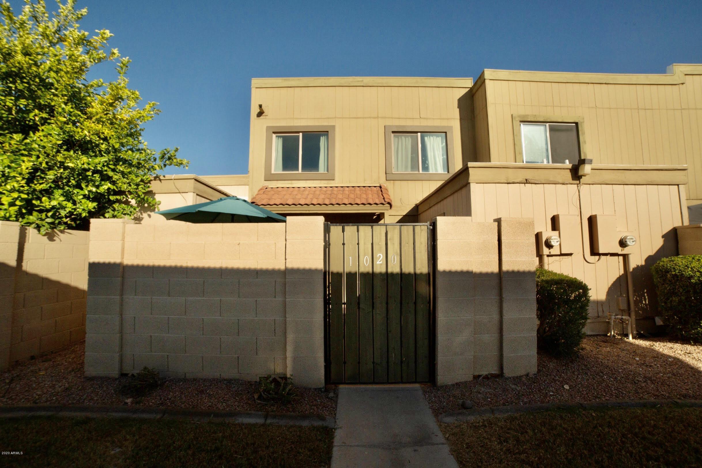 Photo of 1020 E DIAMOND Drive, Tempe, AZ 85283