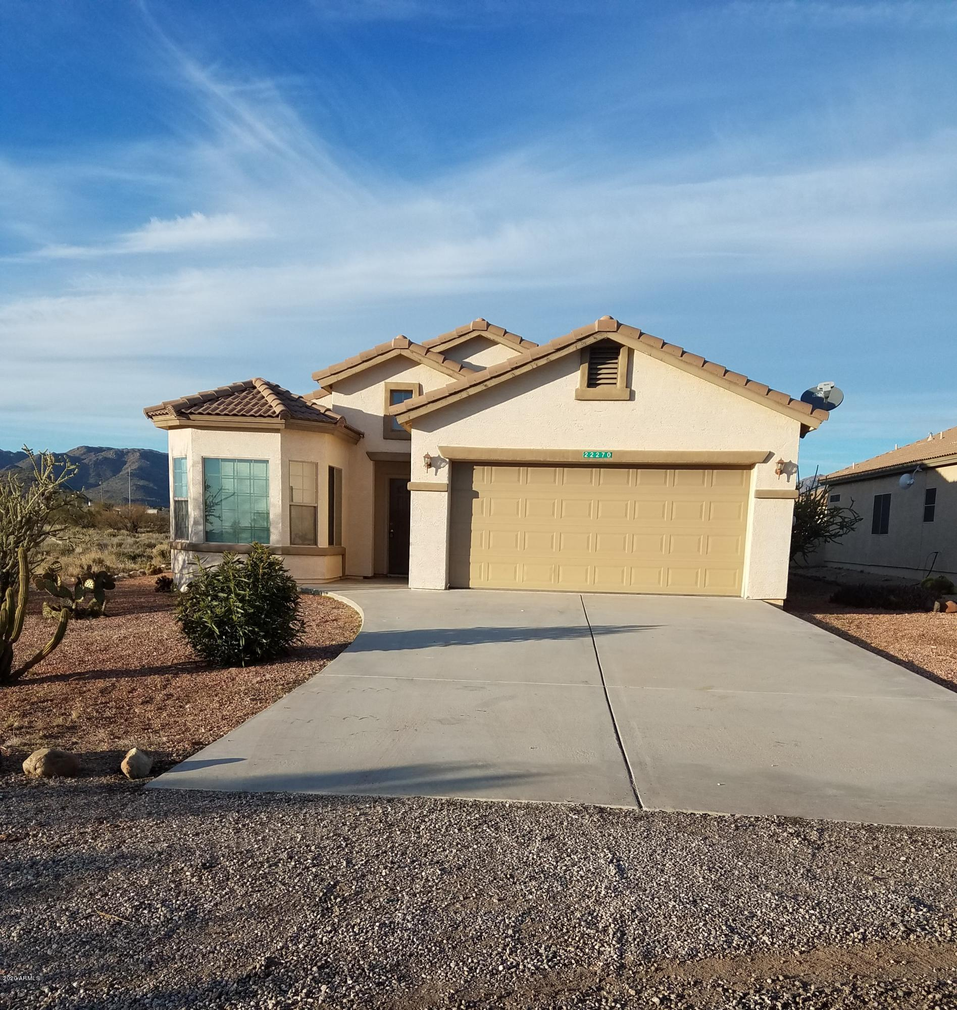 Photo of 22270 W GAYLE Court, Congress, AZ 85332