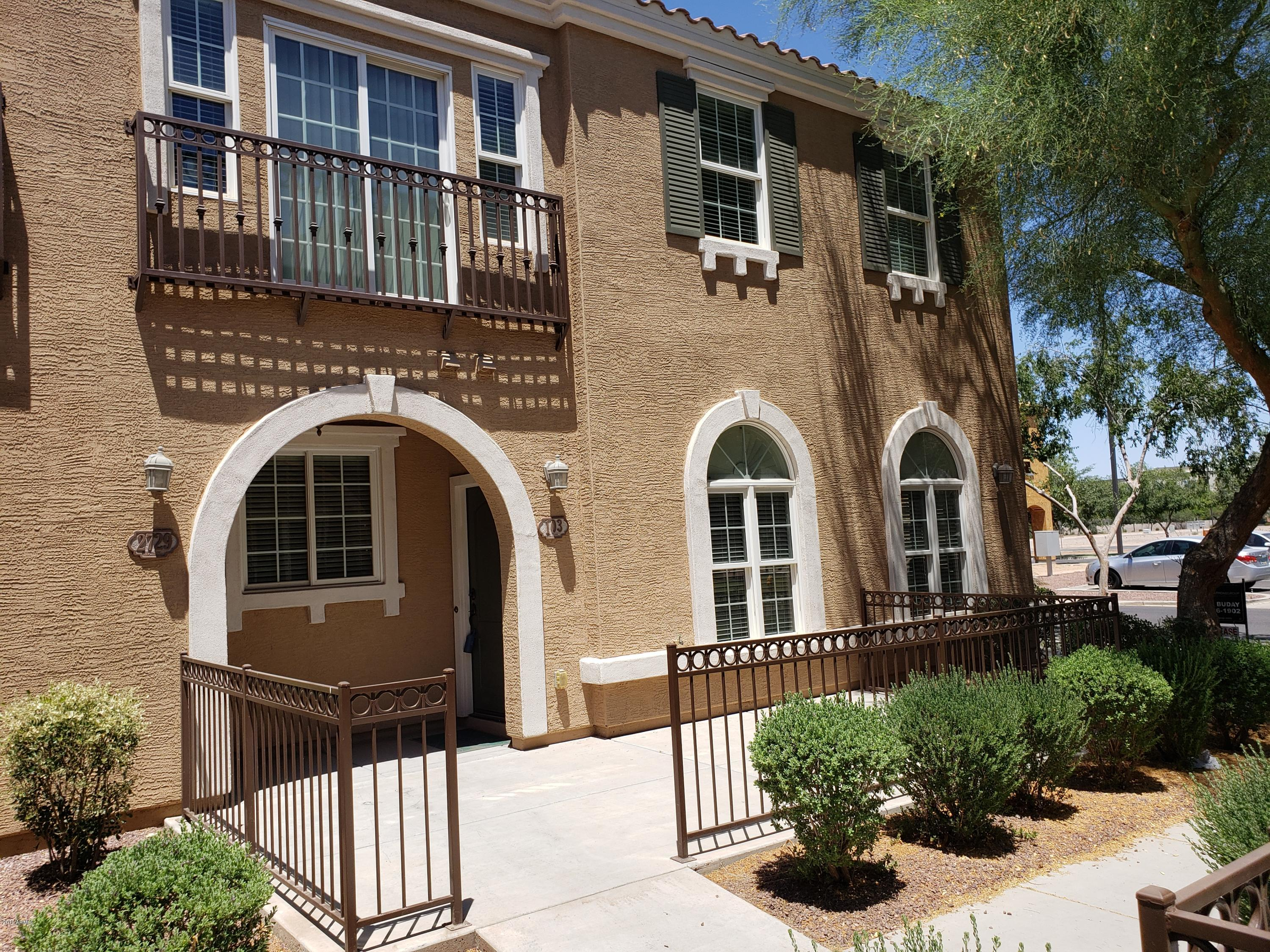 Photo of 2729 S Sulley Drive #103, Gilbert, AZ 85296