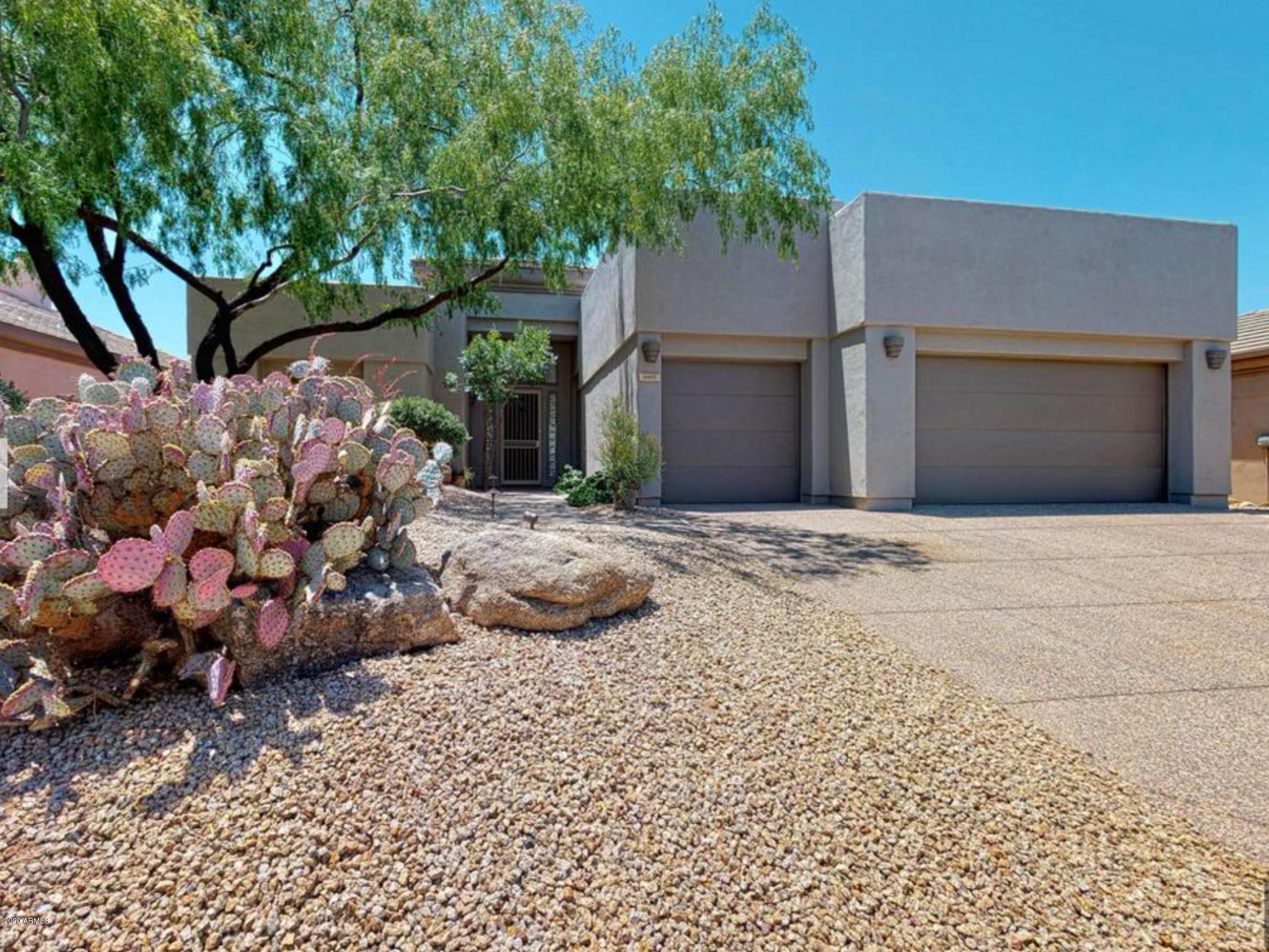Photo of 6603 E SLEEPY OWL Way, Scottsdale, AZ 85266