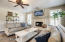 great room / family off the kitchen