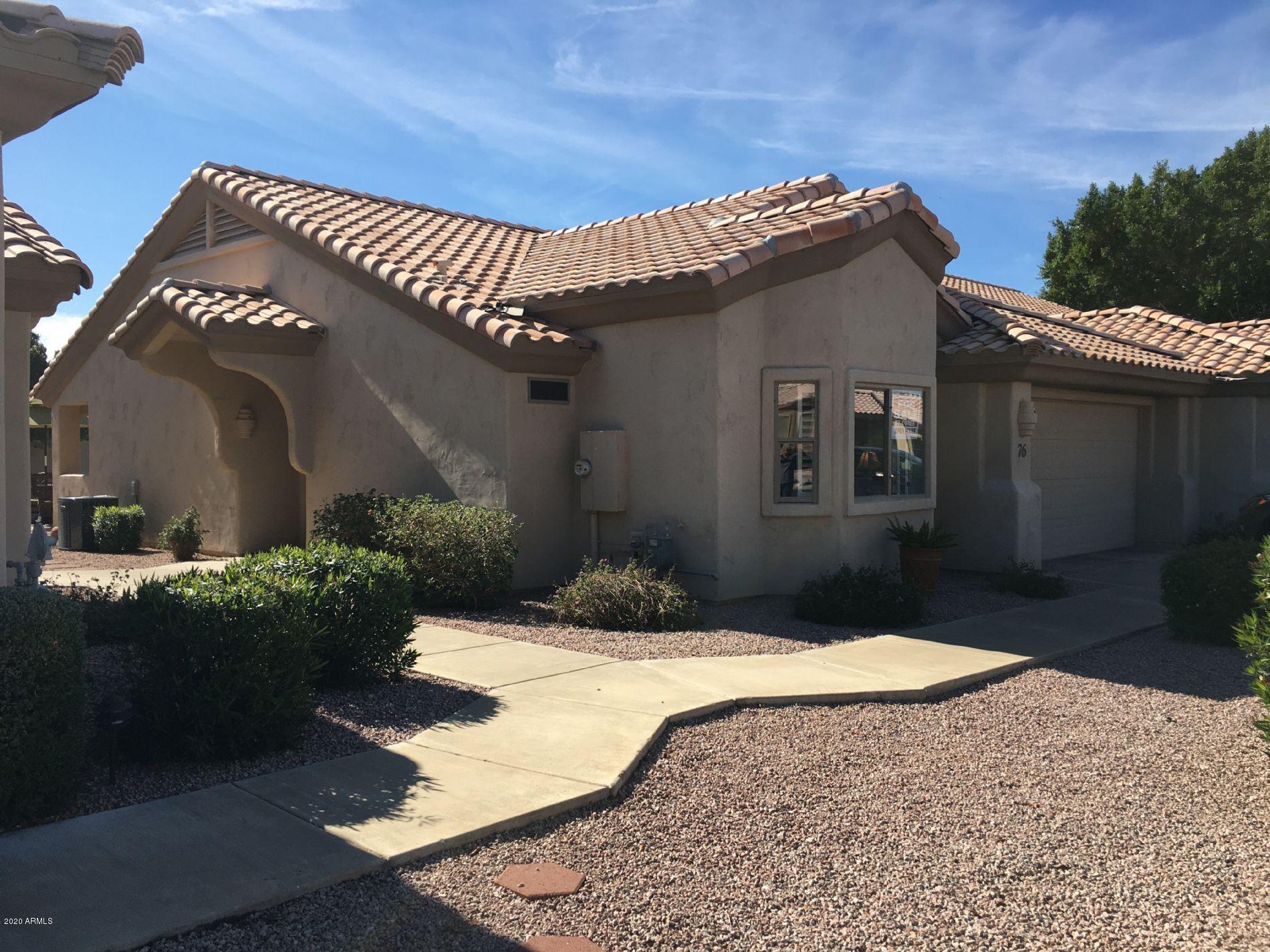Photo of 5830 E MCKELLIPS Road #76, Mesa, AZ 85215