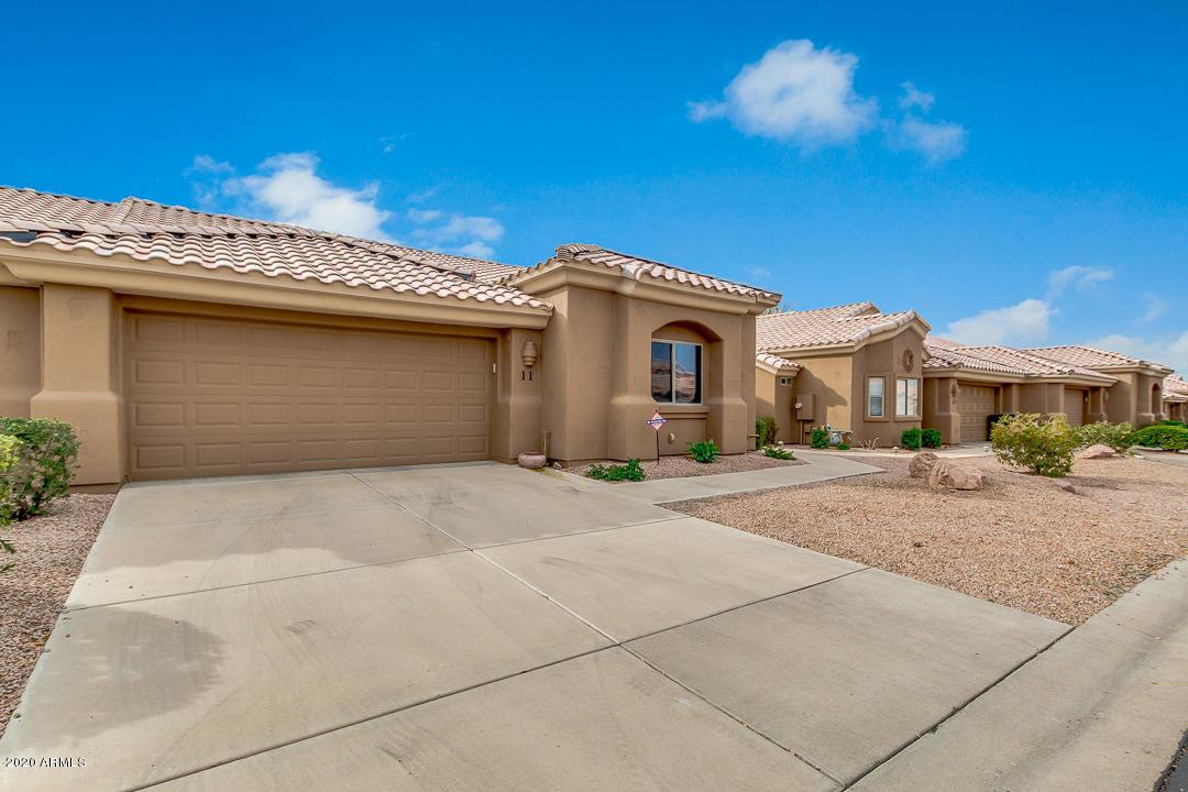 Photo of 5830 E MCKELLIPS Road #11, Mesa, AZ 85215
