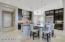 "Gourmet Kitchen with 48"" SS Subzero Refrigerator + 2 dishwashers"