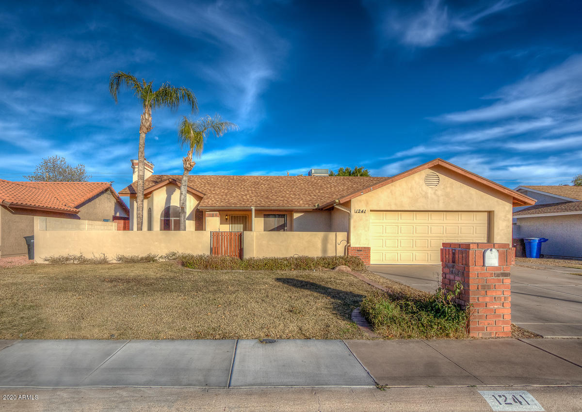 Photo of 1241 N NEBRASKA Street, Chandler, AZ 85225