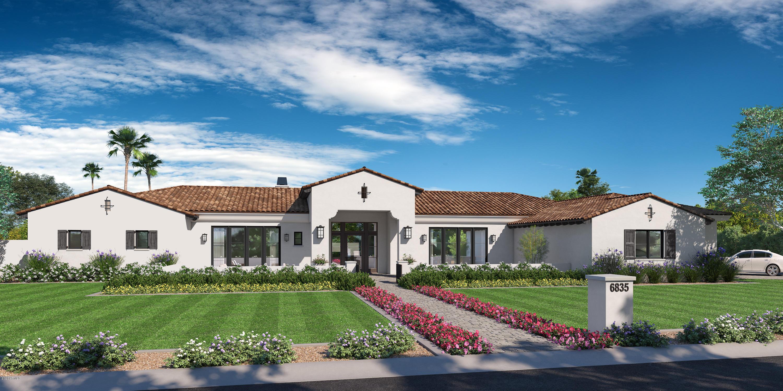 Photo of 6835 E BRONCO Drive, Paradise Valley, AZ 85253