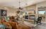 Modern design Great room with sliding doors for indoor-outdoor living