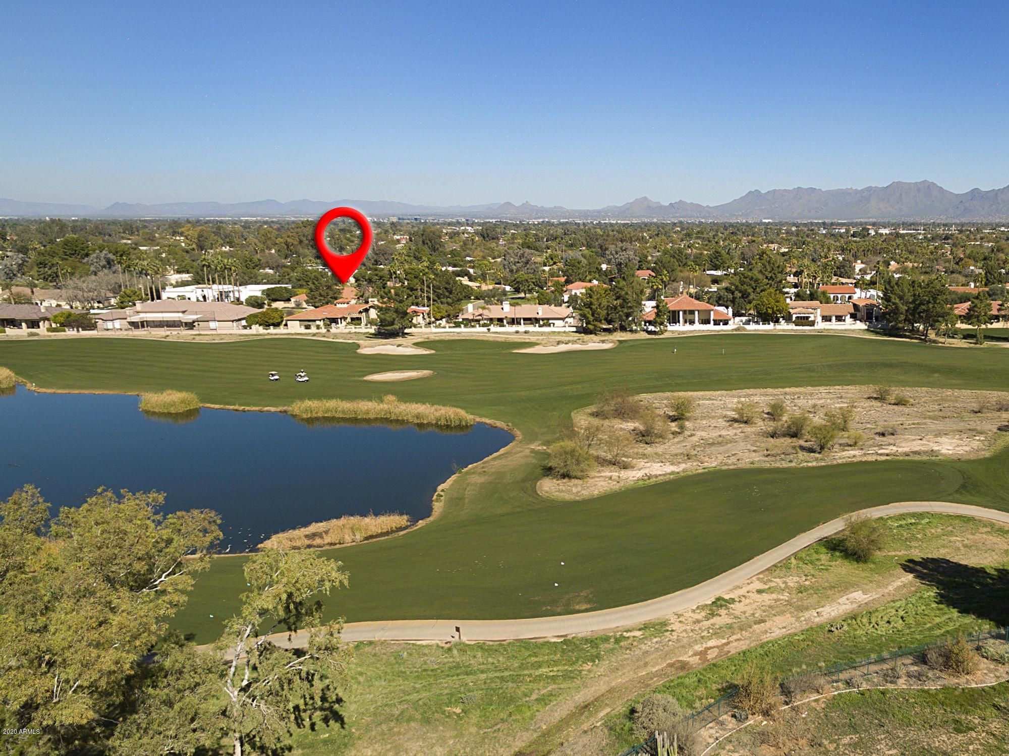 Photo of 6141 E HORSESHOE Road, Paradise Valley, AZ 85253
