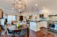 Open Plan living - perfect for entertaining!