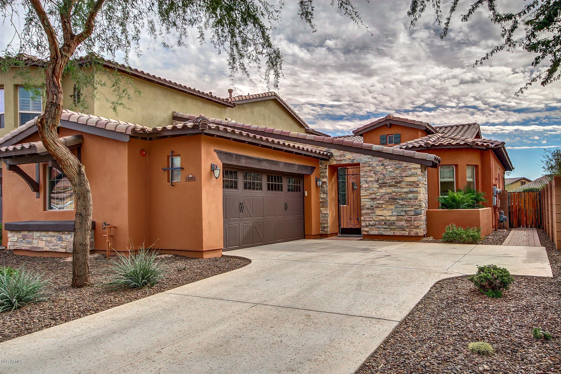 Photo of 12081 W DESERT MIRAGE Drive #lot 33, Peoria, AZ 85383