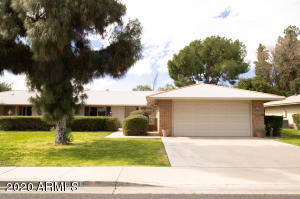 15406 N LAKEFOREST Drive, Sun City, AZ 85351