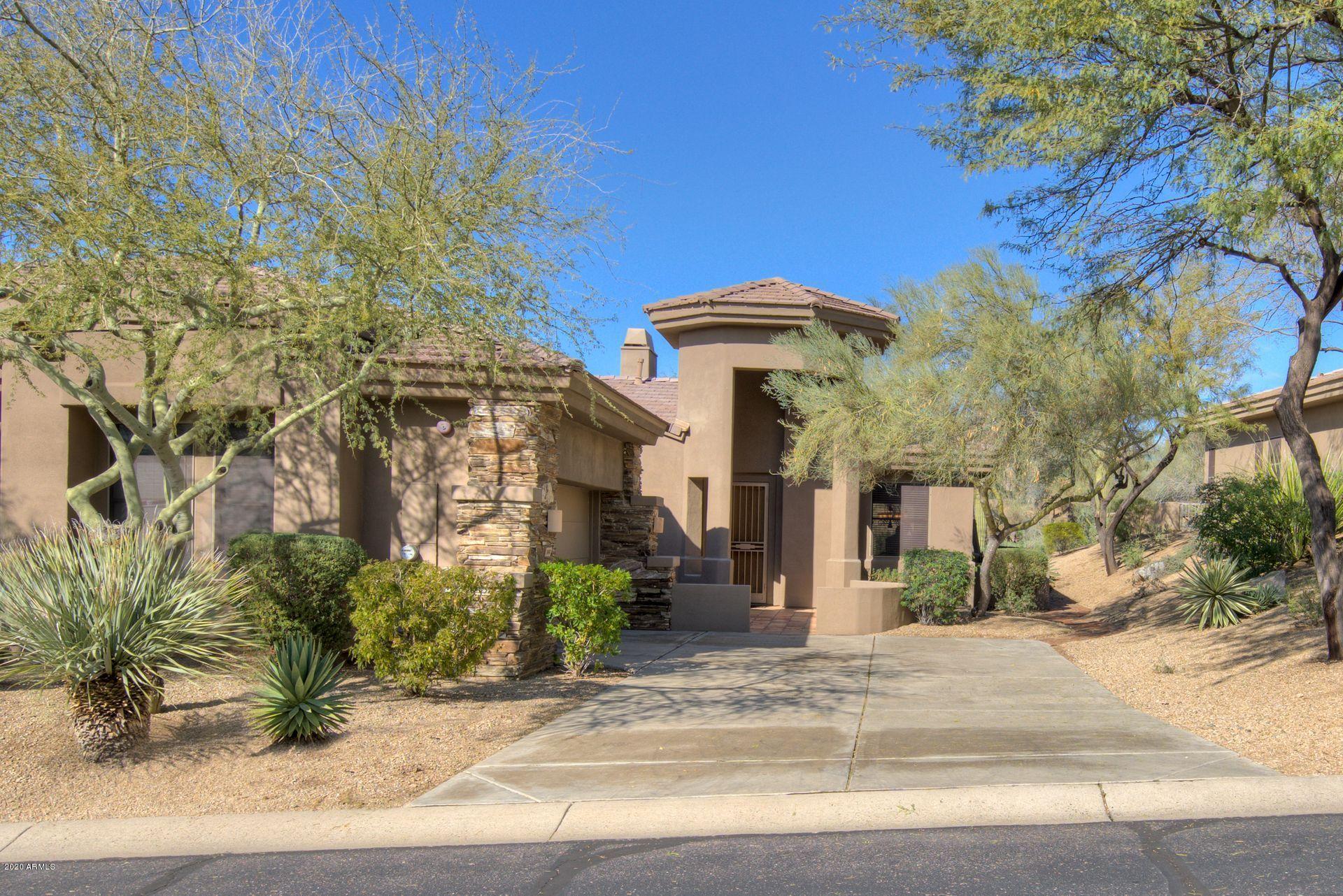 Photo of 7450 E QUIEN SABE Way, Scottsdale, AZ 85266