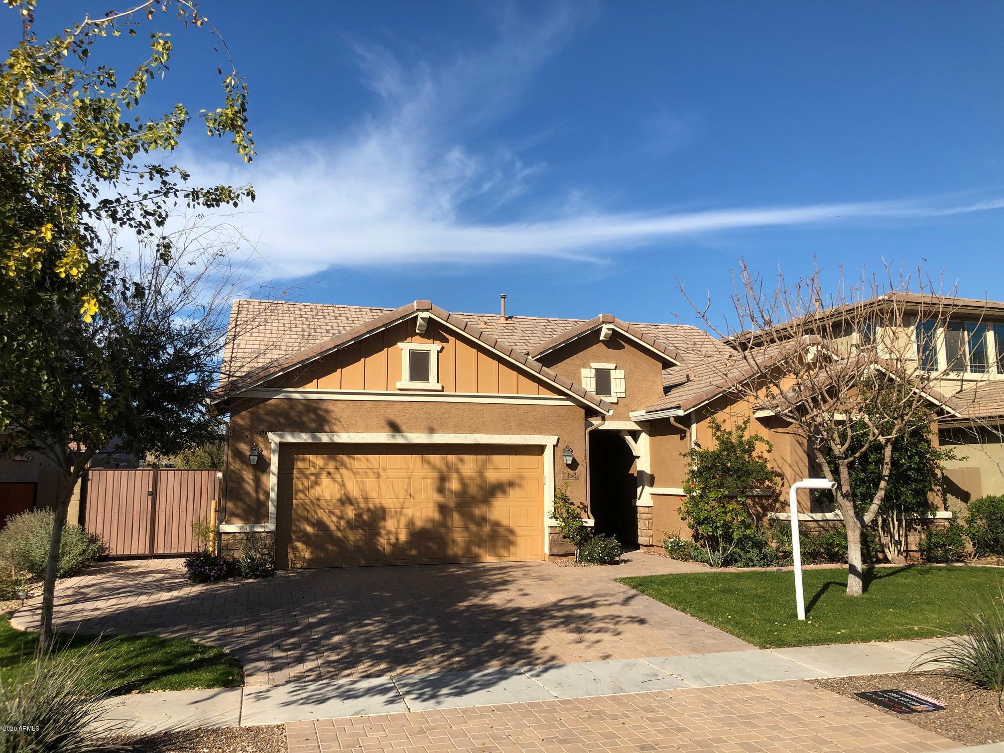 Photo of 7358 E PLATA Avenue, Mesa, AZ 85212