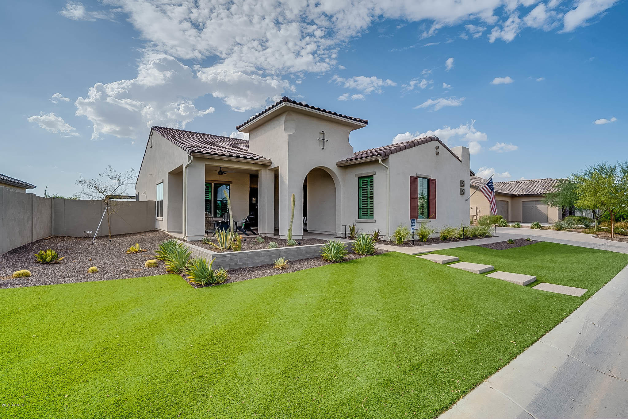 Photo of 7030 S PORTLAND Avenue, Gilbert, AZ 85298