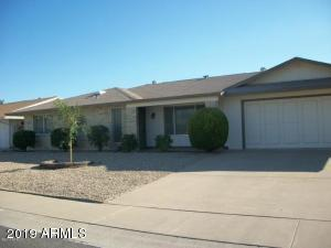 19017 N WELK Drive, Sun City, AZ 85373