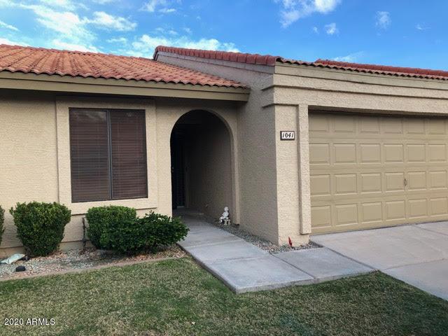 Photo of 1021 S GREENFIELD Road #1041, Mesa, AZ 85206