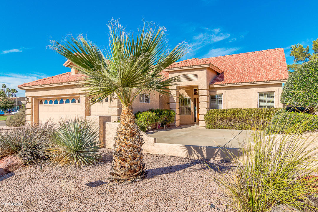 Photo of 25631 S HOWARD Drive, Sun Lakes, AZ 85248