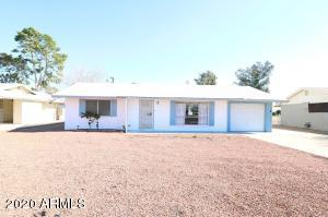 12655 N 111TH Avenue, Sun City, AZ 85351