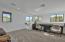 Huge loft/office work area! Super light and bright!