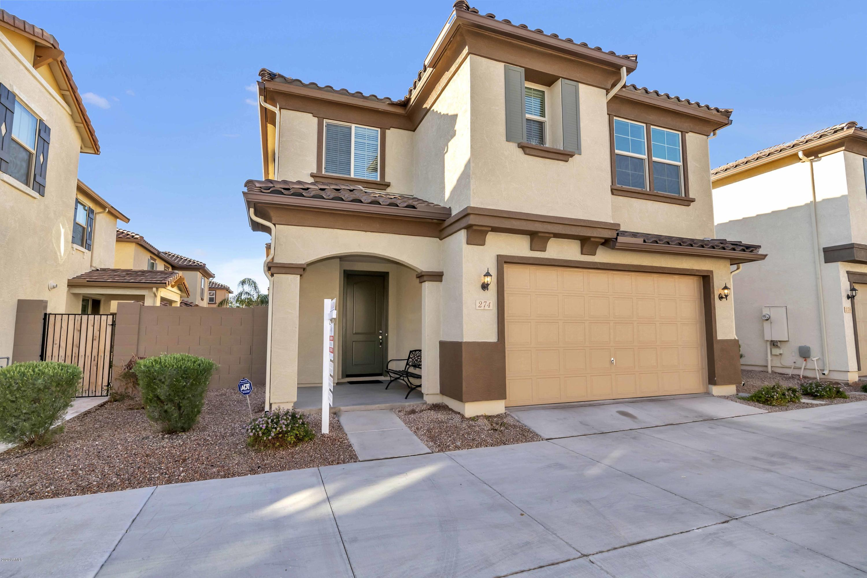 Photo of 274 N Scott Drive, Chandler, AZ 85225