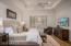 One of the en-suite bedrooms