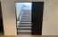 Hidden upstairs staircase!