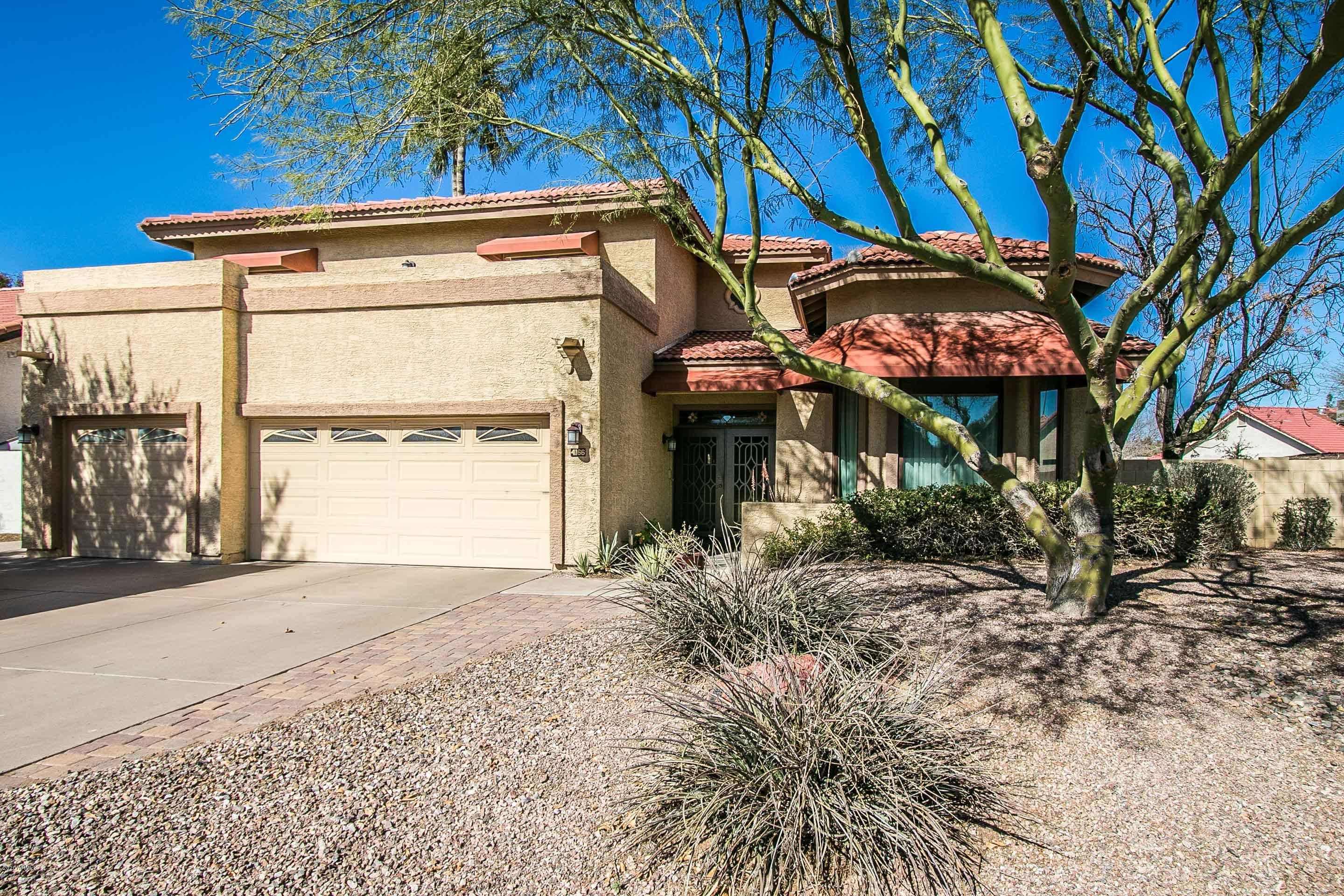 Photo of 4166 W ORCHID Lane, Chandler, AZ 85226