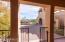 Side patio - Toms Thumb Views