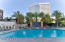 Year round pool and spa amenities