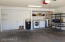 Garage with washer/dryer (conveys with sale) Large storage room
