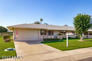 10325 W KINGSWOOD Circle, Sun City, AZ 85351