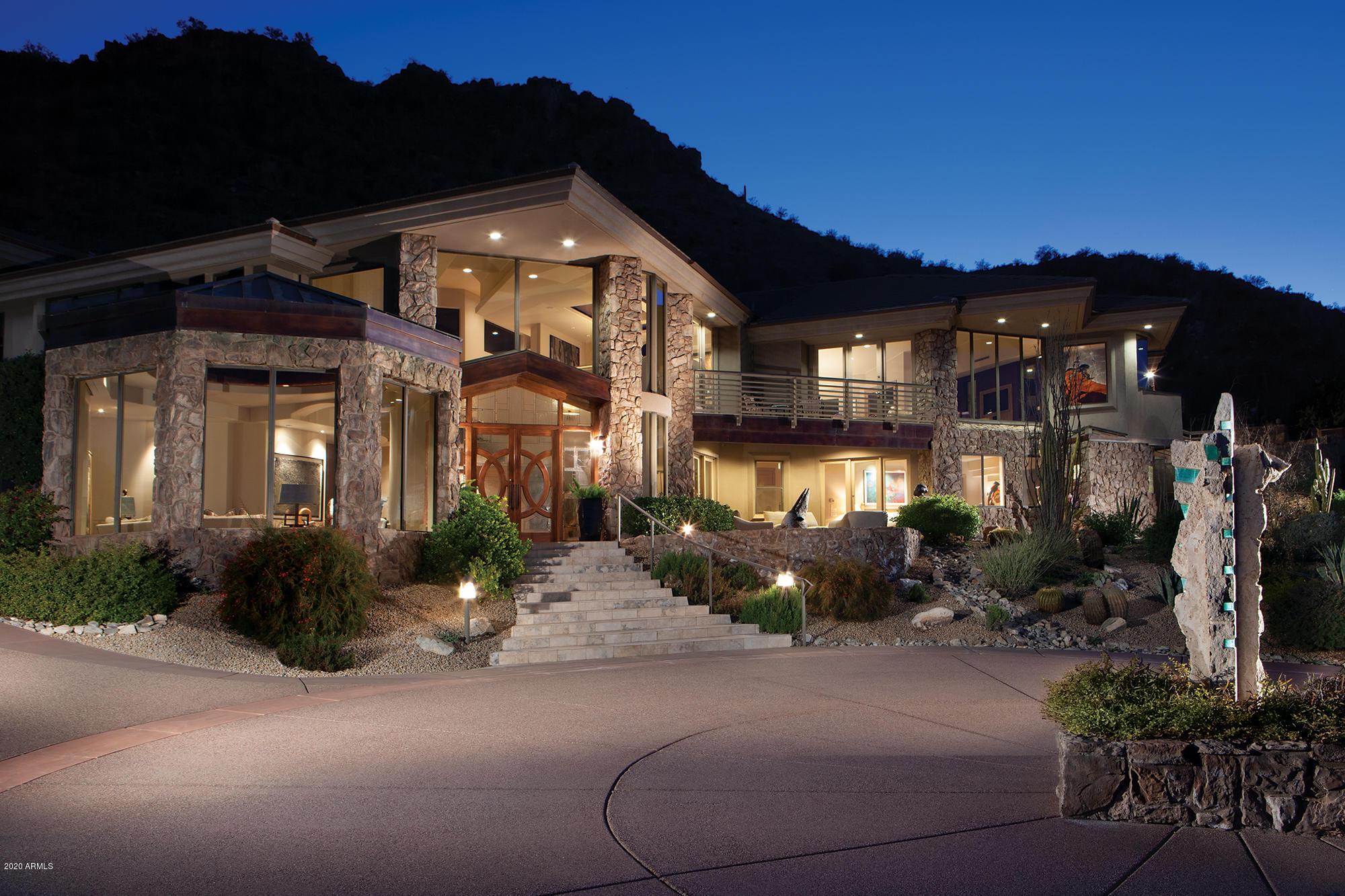 Photo of 8060 N MUMMY MOUNTAIN Road, Paradise Valley, AZ 85253