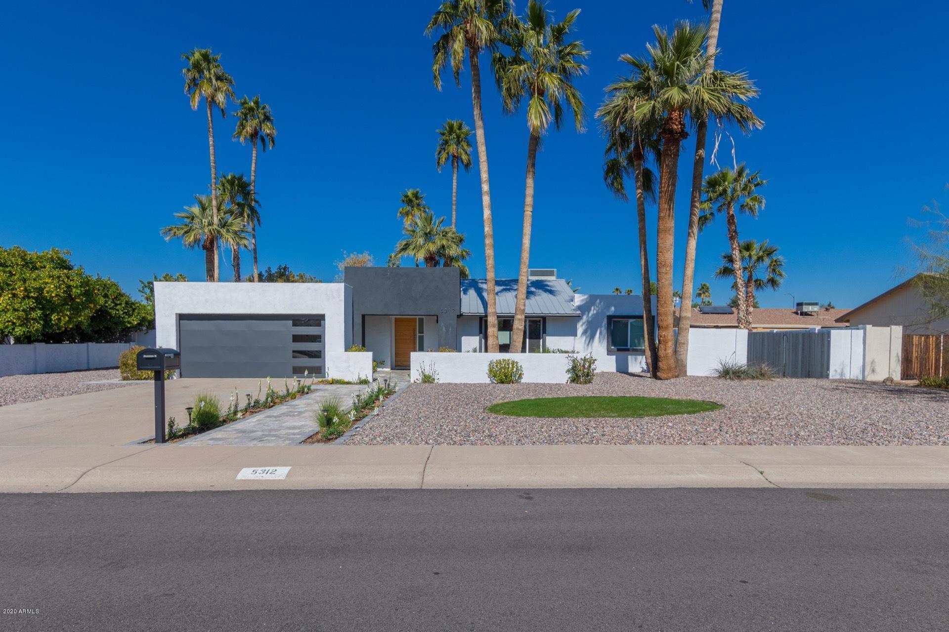 Photo of 5312 E WINCHCOMB Drive, Scottsdale, AZ 85254