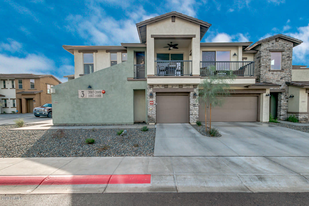 Photo of 5100 E RANCHO PALOMA Drive #2009, Cave Creek, AZ 85331