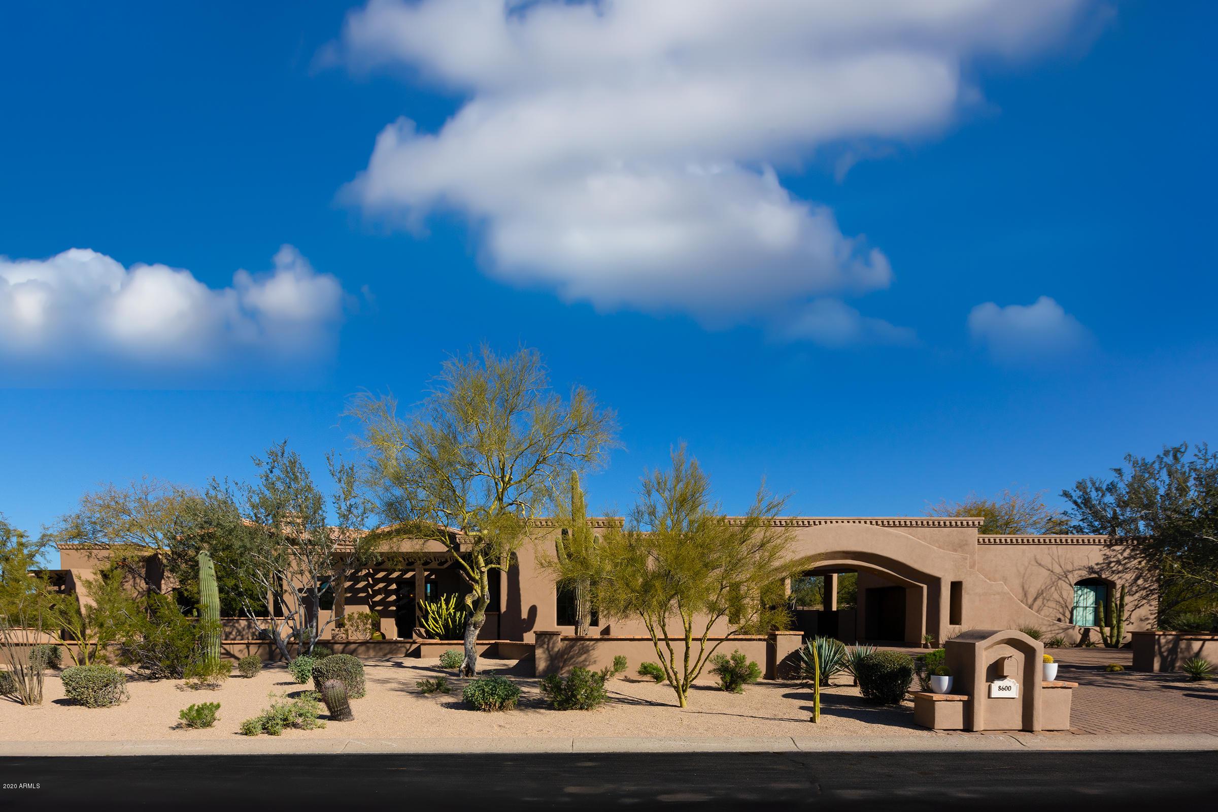 Photo of 8600 E Overlook Drive, Scottsdale, AZ 85255